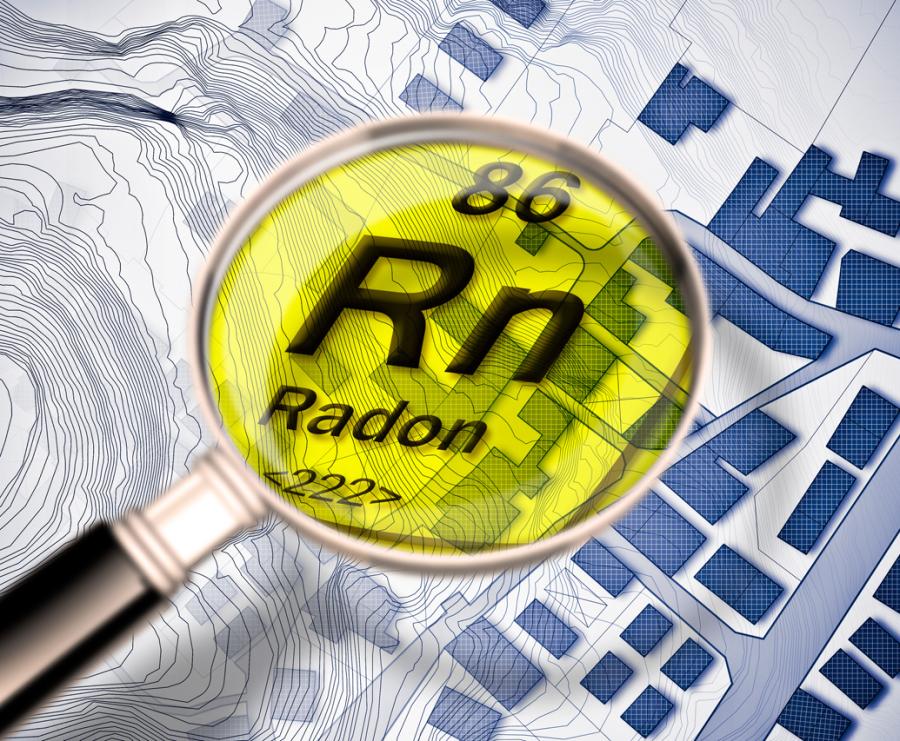 """WEBINAR – Corso """"Esperto in interventi di risanamento Radon"""" ex DLgs n.101/2020 (60 ore) Ed.2"""